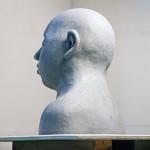 clay figurative sculpture
